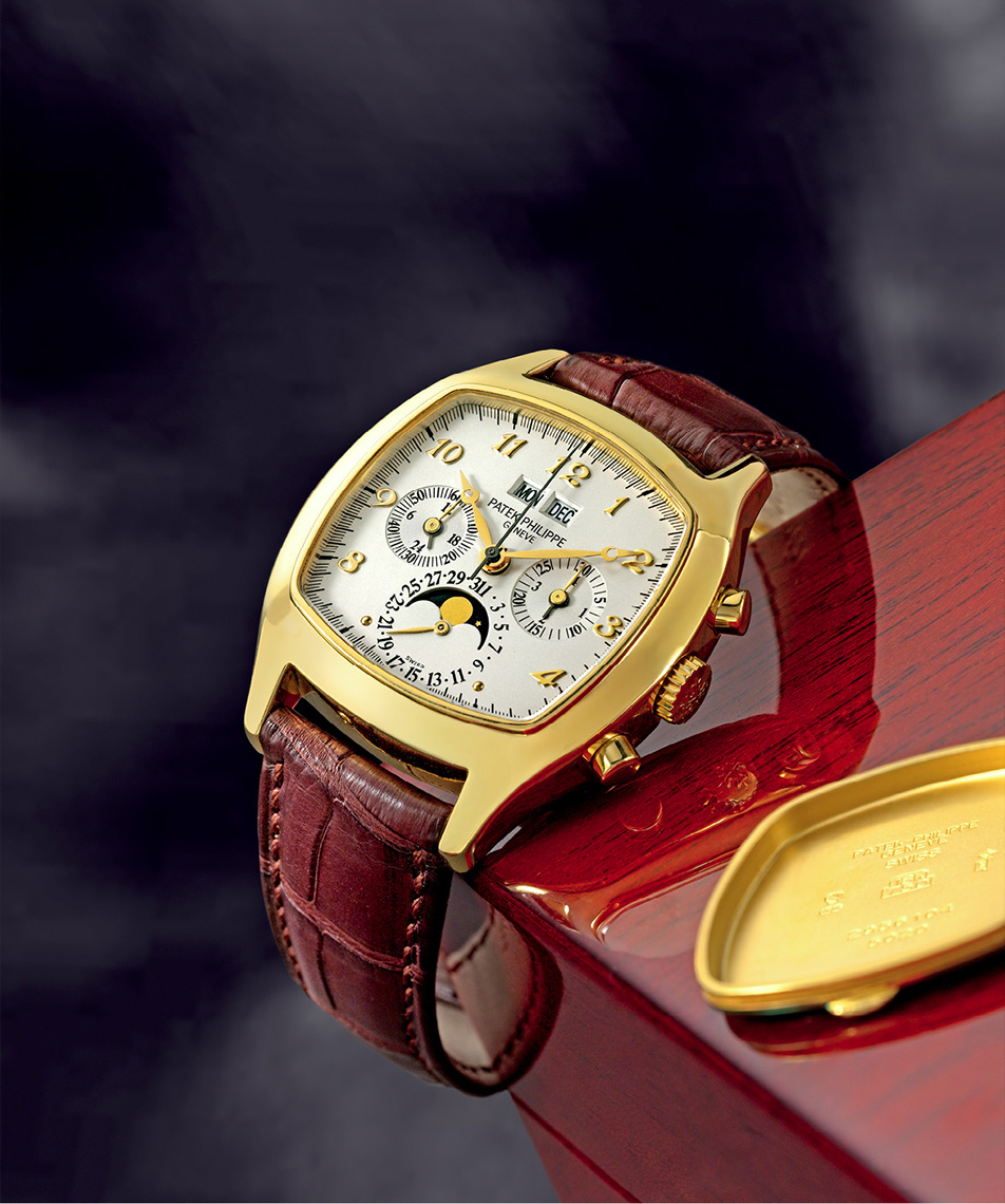 Patek  Philippe watch  photograph
