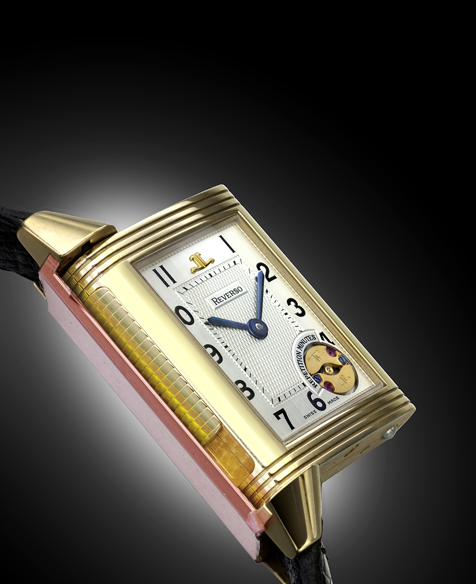 Watch Photography - Jaeger LeCoultre  Reverso Watch