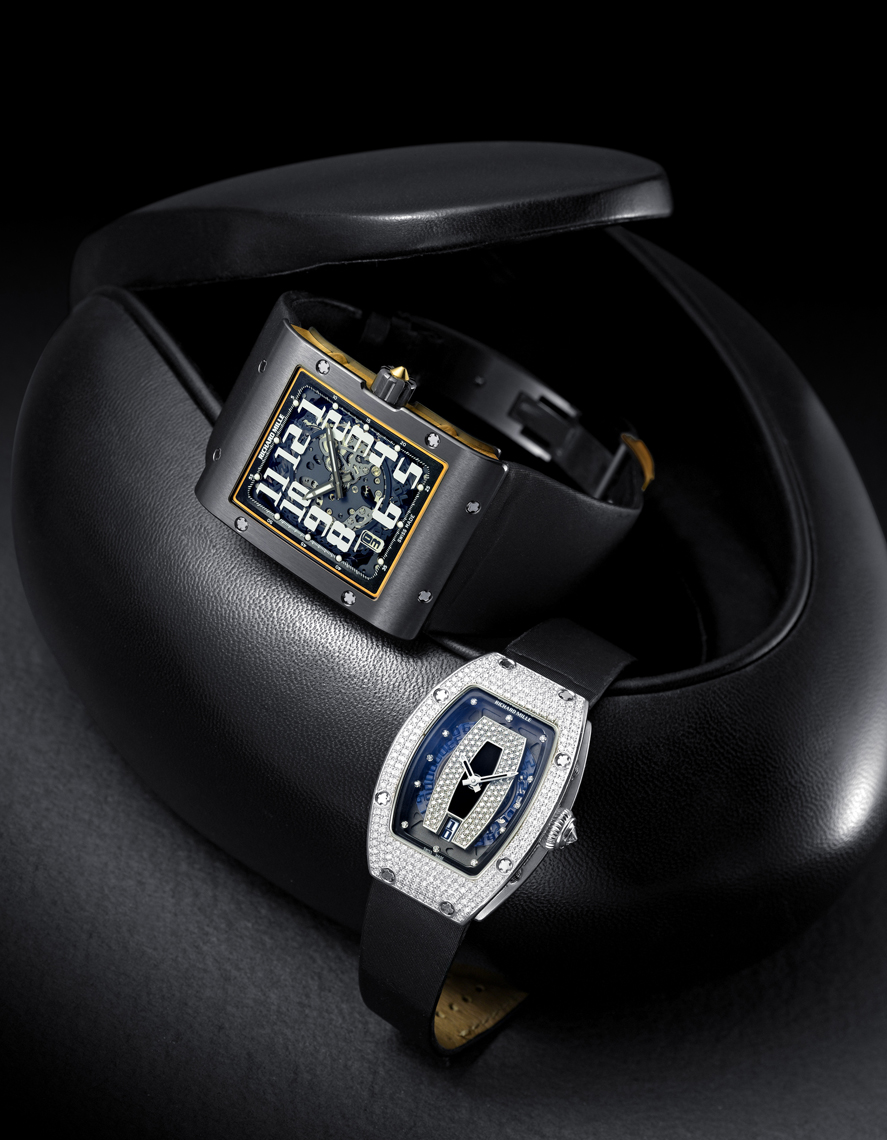 Richard Mille watch photography