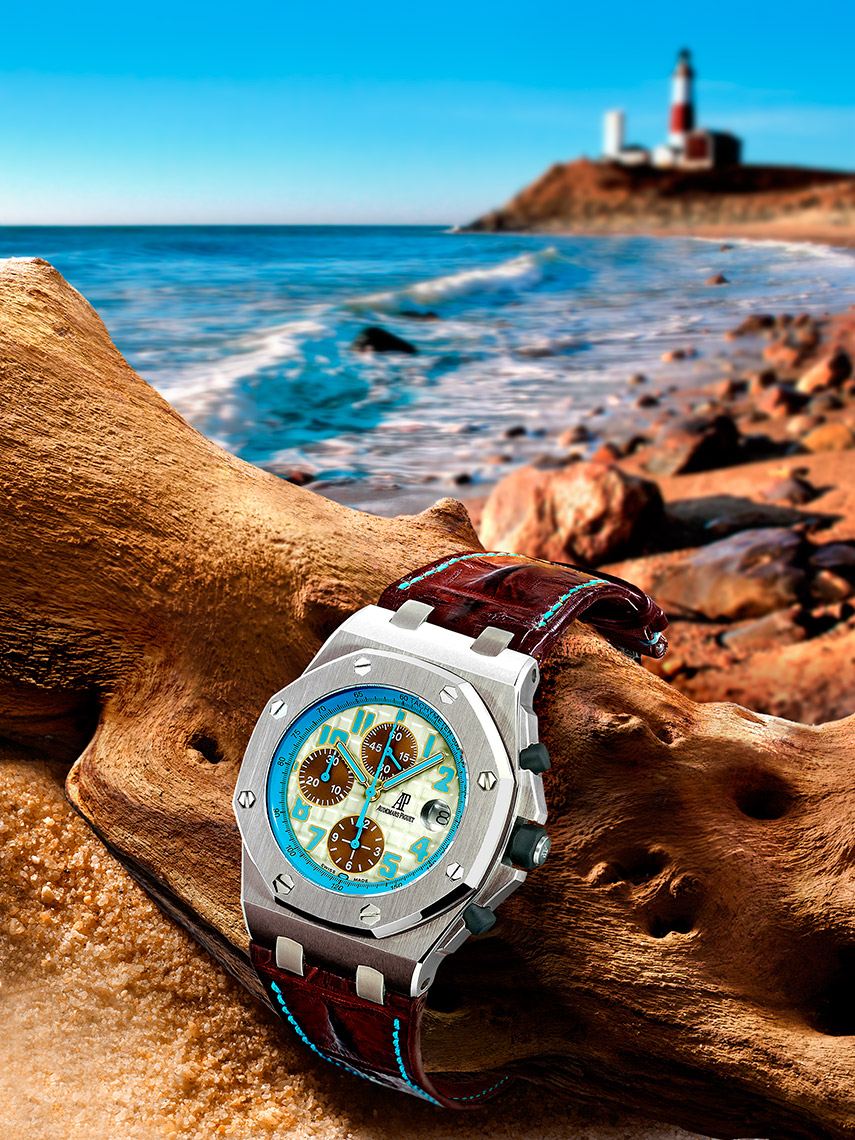 Audemars Piguet Montauk  Watch ad