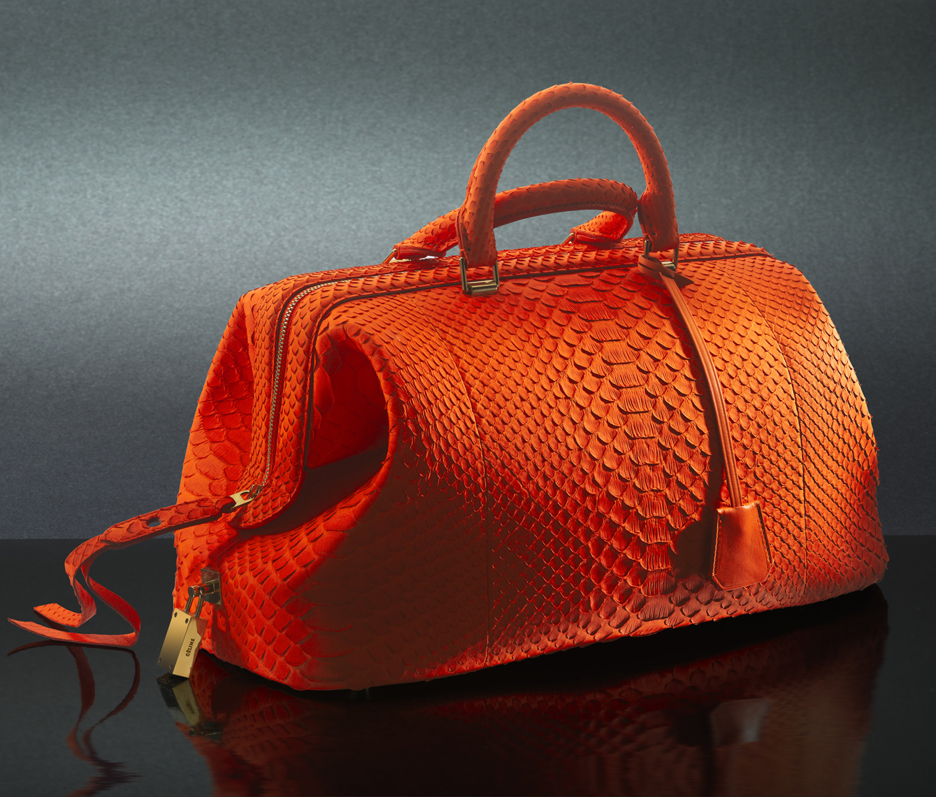 SquareMoose Jewelry Photography  - Celine Red Handbag