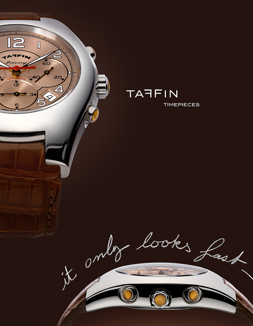 Taffin Watch photography